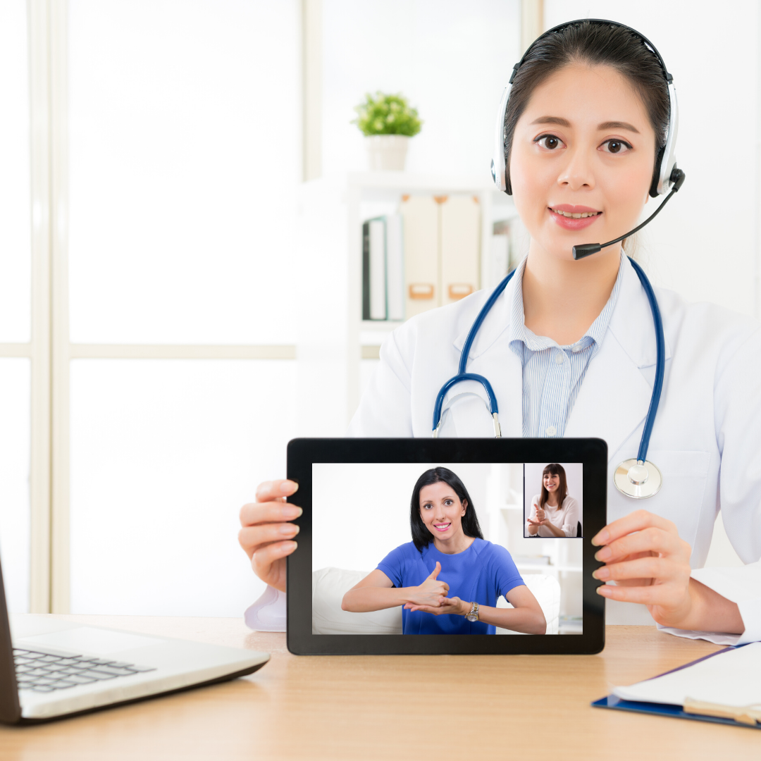 Video Interpreters for Video conferencing in Different Industries | Telelanguage